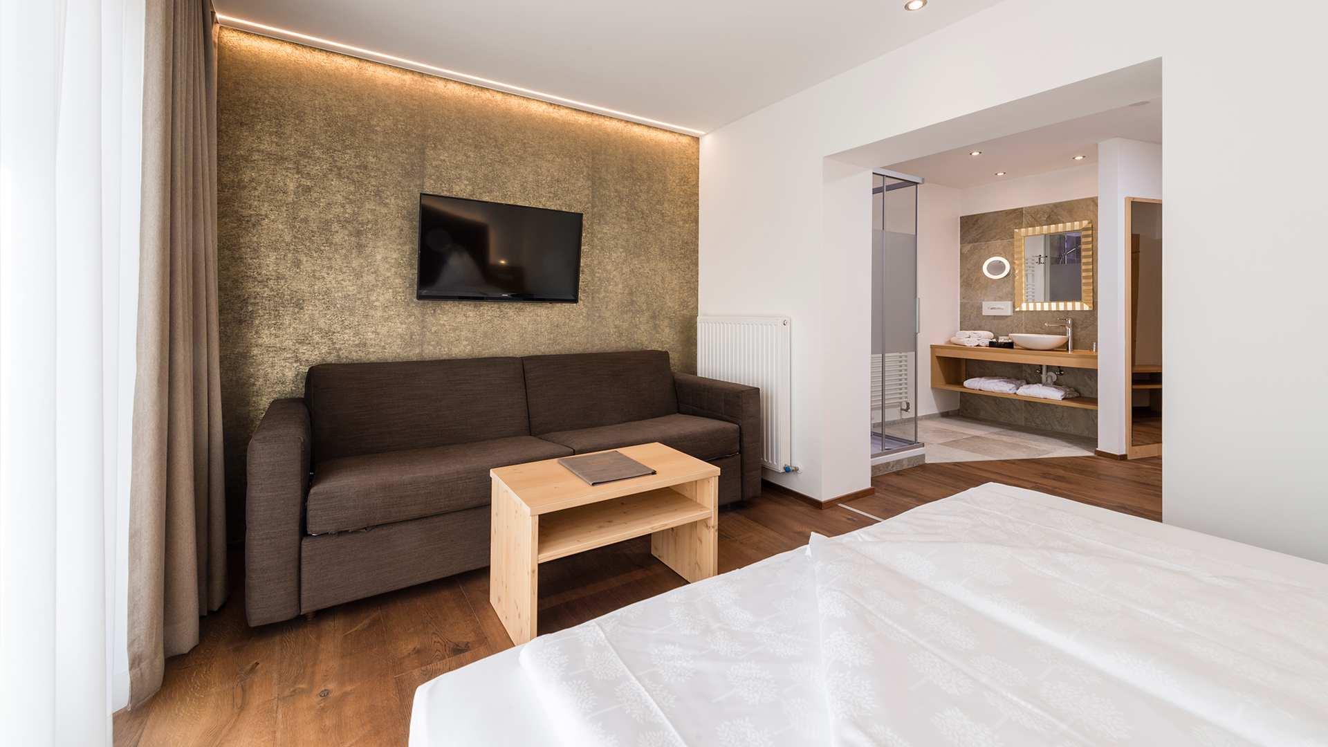 Junior Suite im Hotel Goldener Löwe