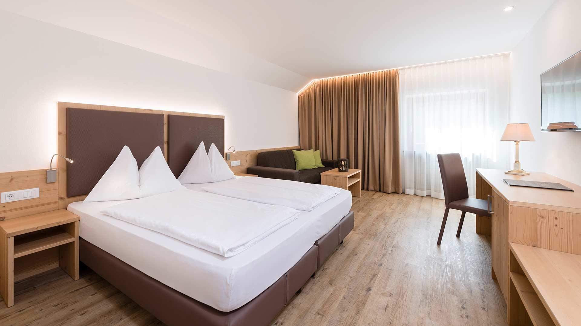 Superior Zimmer im Hotel Goldener Löwe